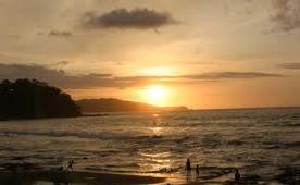gambar sunset