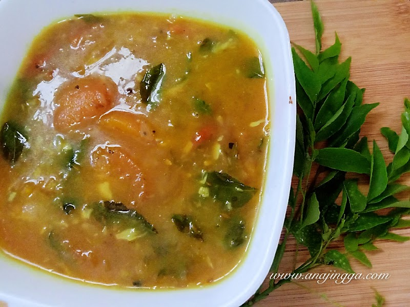 Resepi Rasem Masakan Tradisional Kaum India