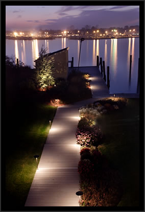 Custom Stoneworks Amp Design Inc Path Lighting