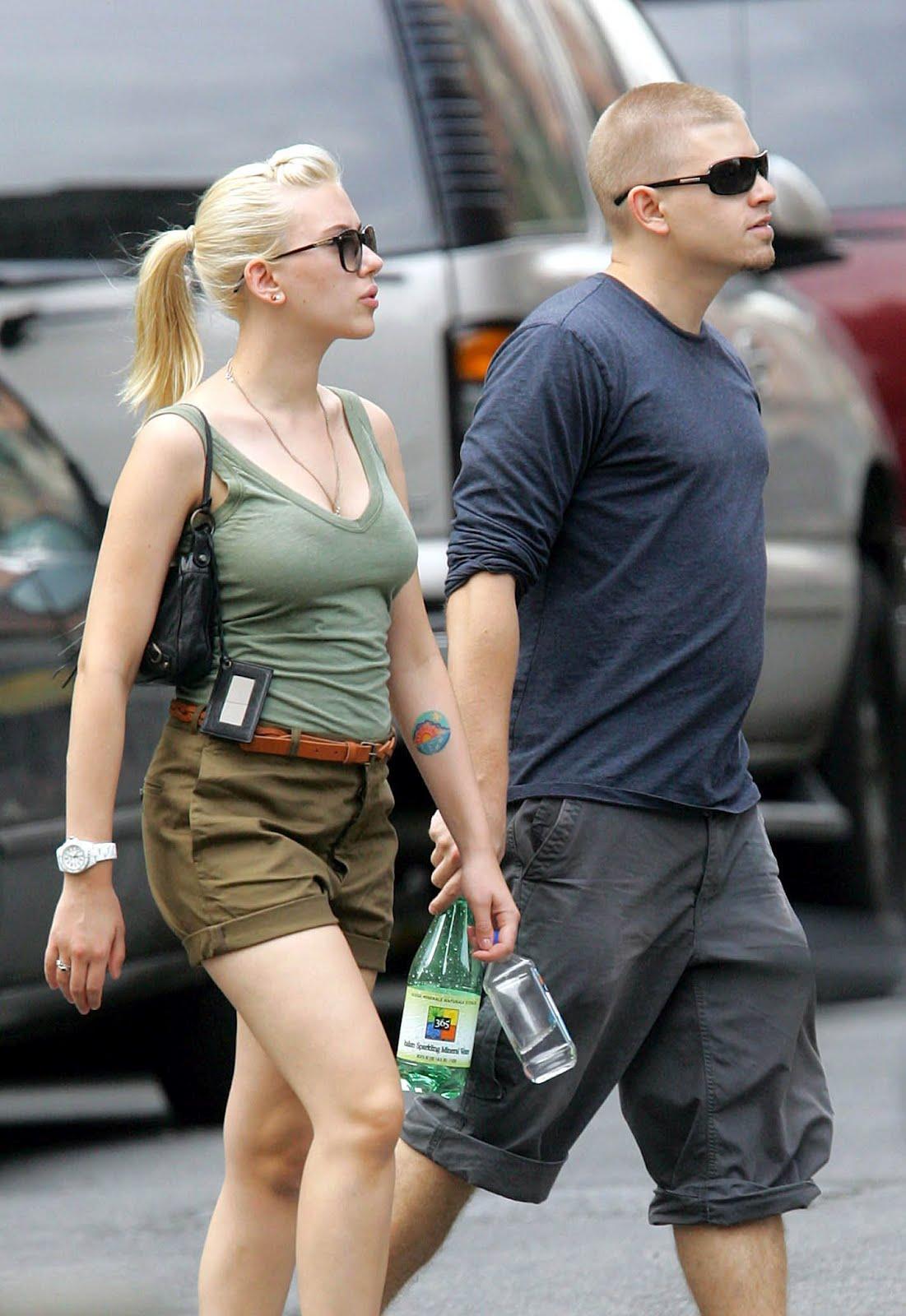 Tattoo Styles For Men and Women: Scarlett Johansson's ...