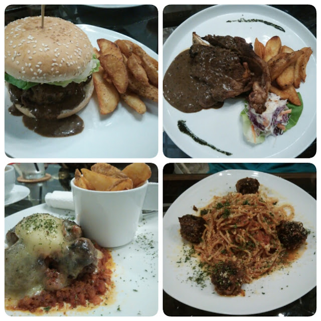 AB Cafe di argyll road georgetown penang, western food cafe, AB Cafe,