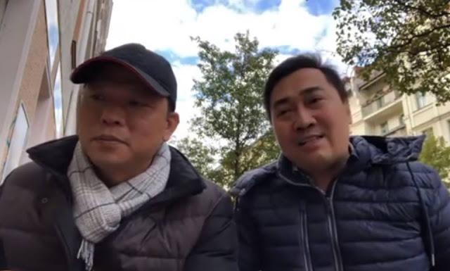 Tin chưa kiểm chứng: Trịnh Xuân Xanh đã được trả tự do và bay đi Đức?