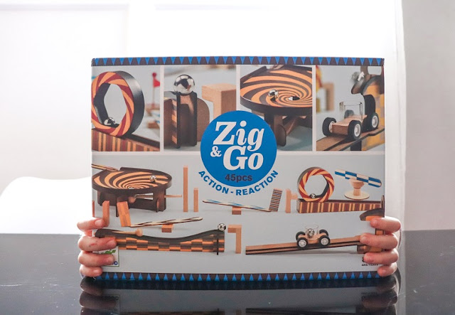 coffret 45 pieces Zig & Go