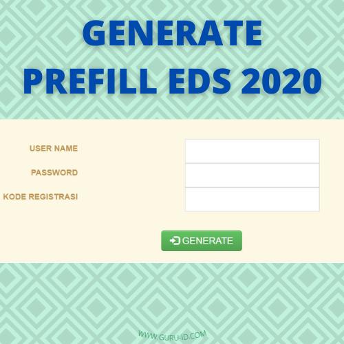 prefill eds 2020 covid