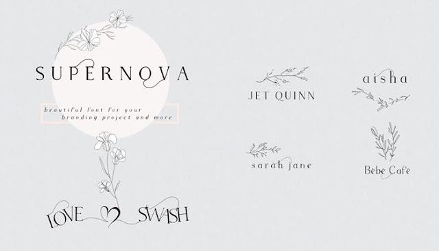 15 Jenis Font Keren Terbaik Untuk Desain Grafis