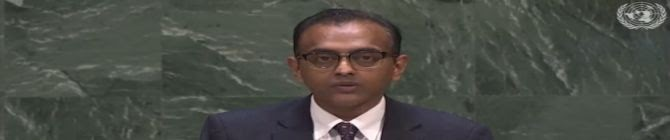 In A First, Indian Diplomat, Nagaraj Naidu, To Be UNGA President's Chef de Cabinet