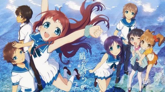 Anime dengan romance yang berbelit-beli,. endingnya seru dan terbaik