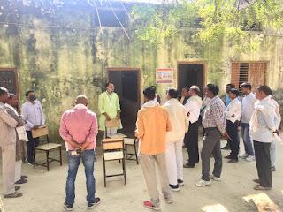 सदन में सरकार से संघर्ष करने के लिए नेता चुने, सरकार का पिछलग्गू बनने के लिए नहीं : रमेश सिंह | #NayaSaberaNetwork