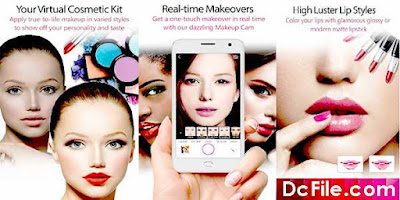 YouCam Makeup App Download
