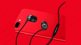 Sound One launches in-ear stereo bass E-20 Earphones