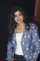 Poonam Kaur looks super cute in Denim at Nakshatram music launch 029.JPG