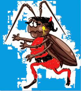 La cucarachita va a la escuelita