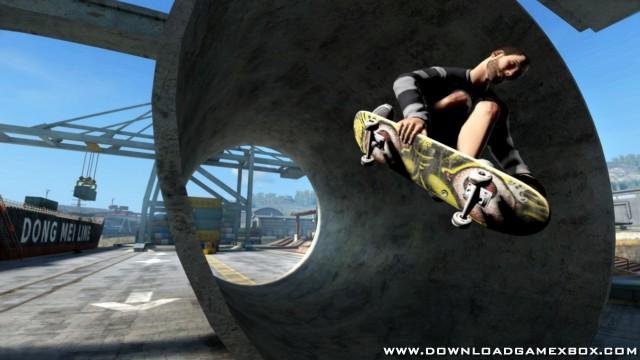Skate 3 [Jtag/RGH + DLC] - Download Game Xbox New Free