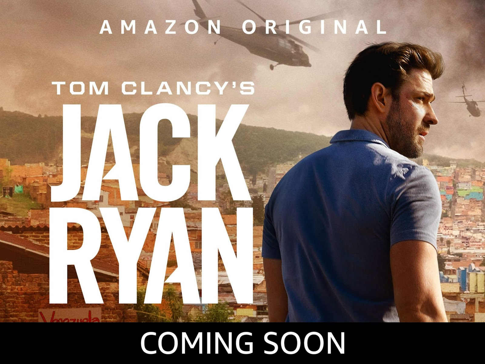 Tom Clancy's Jack Ryan - 2 Temporada