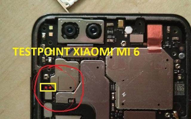 Testpoint Xiaomi Mi 6
