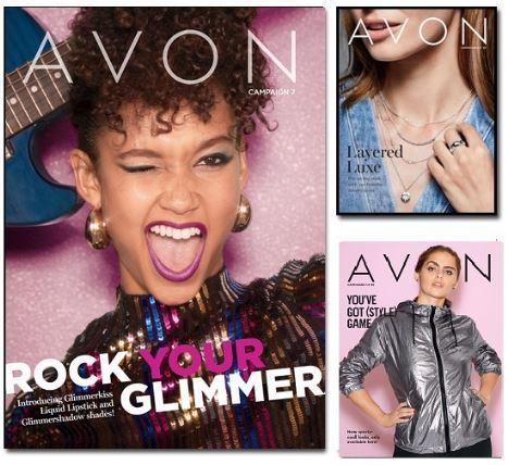 #Avon Campaign 7 2020 Online - Rock Your #Glimmer