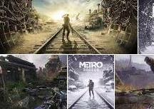 metro exodos - game terlaris dan terpopuler 2019