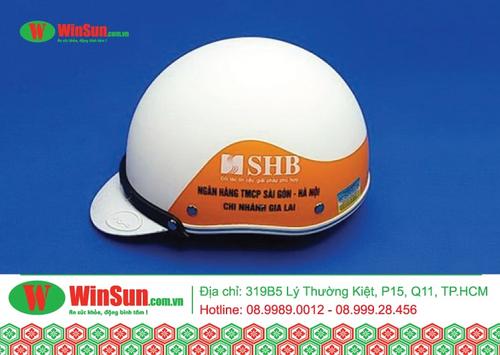 Công ty sản xuất nón bảo hiểm tại tphcm - Giá rẻ chất lượng