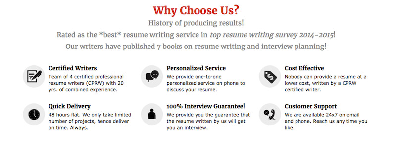 ProResumeWritingServices Reviews