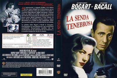Carátula dvd: La sombra tenebrosa / Dark Passage / Película / Descargar / Ver online