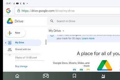 google drive in pc