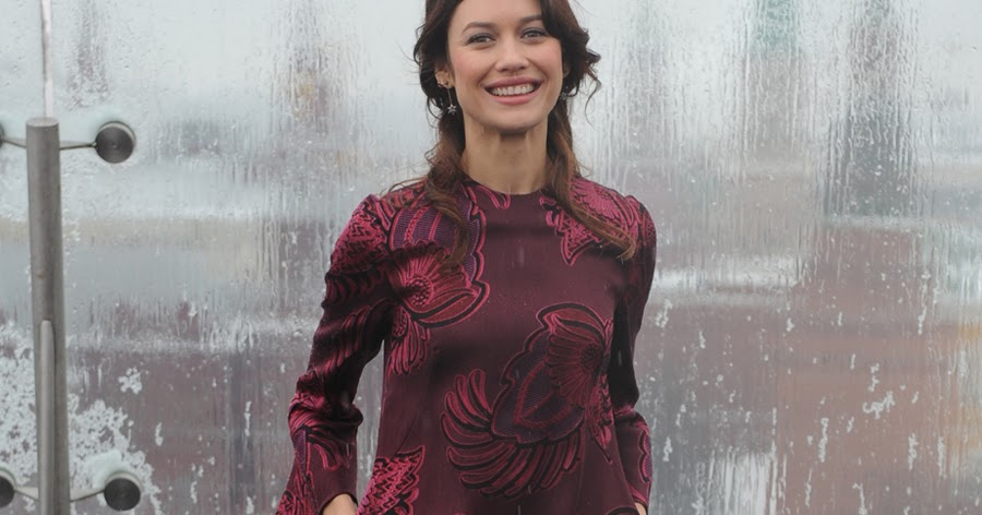 51b57a69b4fd Olga Kurylenko at the  Oblivion  Photocall at The Ritz-Carlton in Moscow