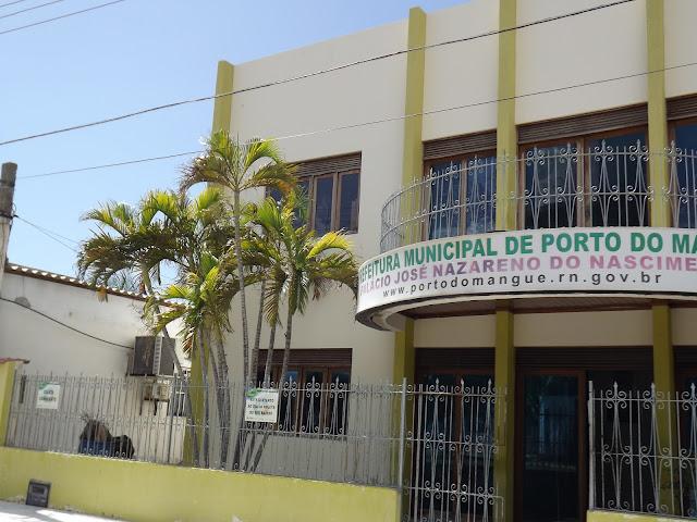 Resultado de imagem para prefeitura de porto do mangue