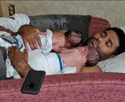 Family Mourns Twin Babies  After Their Father Left Them In Roasting Hot Car While He Worked Nearby