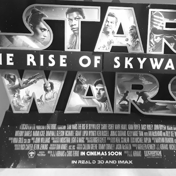 Review, Star Wars : The Rise of Skywalker