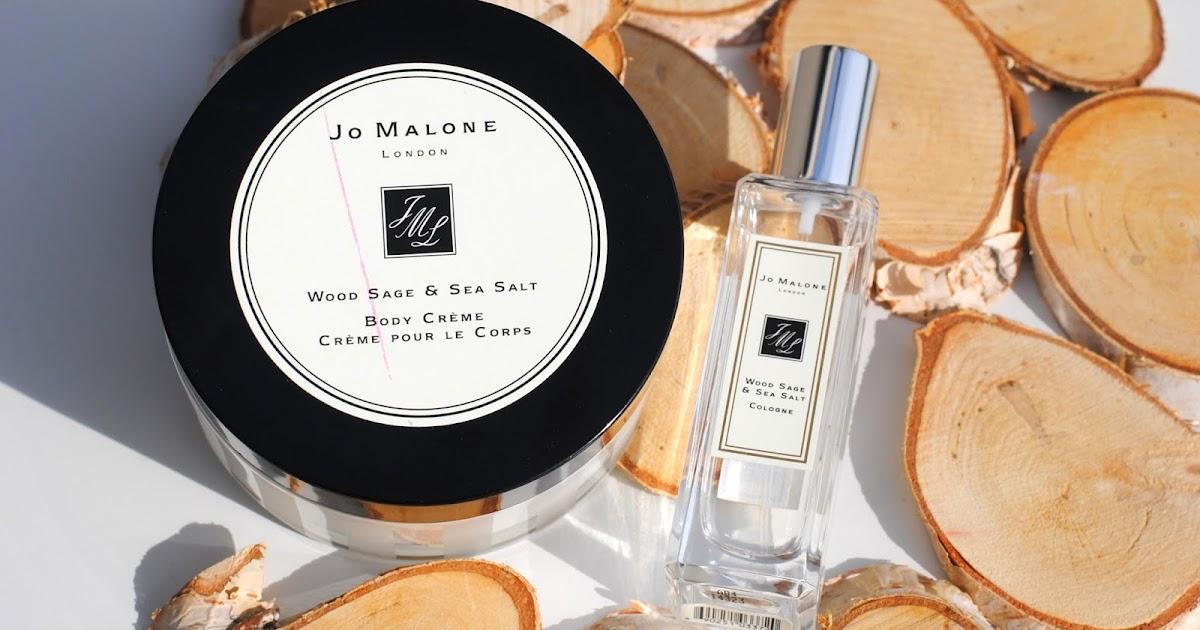 I Am A Fashioneer Jo Malone Wood Sage Amp Sea Salt