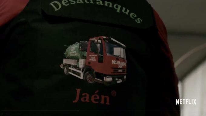 La genial campaña viral entre Desatranques Jaén, Netflix y La Casa de Papel