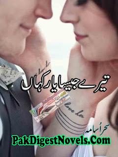 Tere Jaisa Yaar Kahan Novel By Sehar Usama Pdf Download