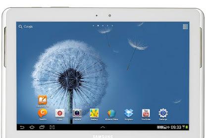 Cara Flashing Samsung Galaxy Tab 2 10.1 GT-P5110 dengan Mudah