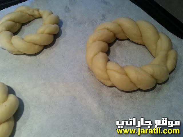 الكعك التركي بطريقة سهلة ومذاق لذيذ