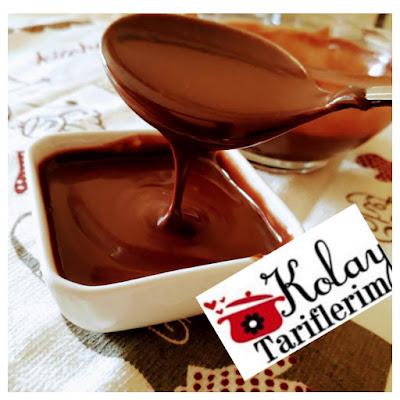 Çikolata Sos Nasıl Yapılır?