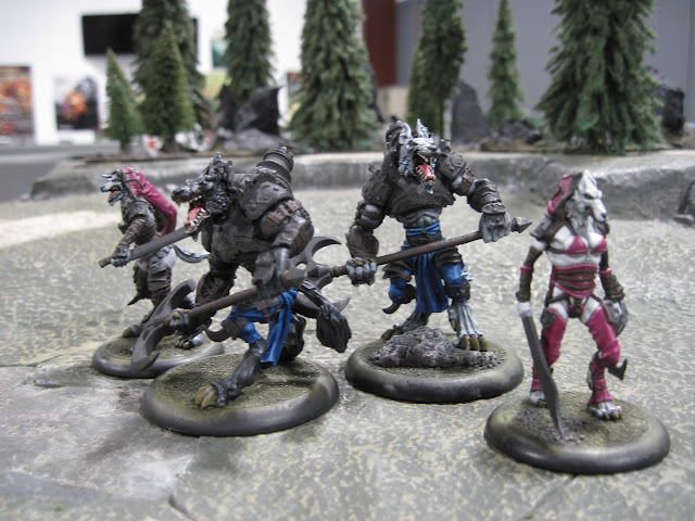 Wrath of Kings Skorza Specialists