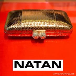 Queen Maxima style NATAN Clutch