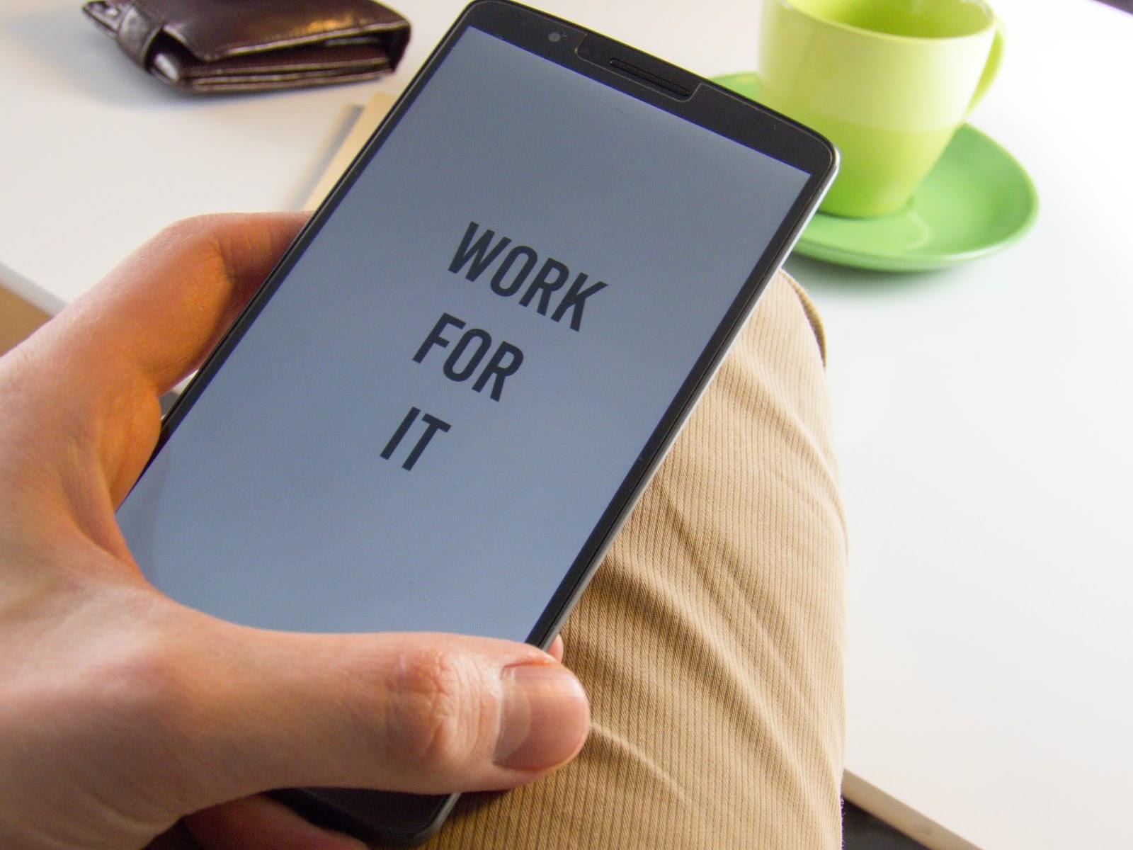 motywacja smartfon cel marzenia