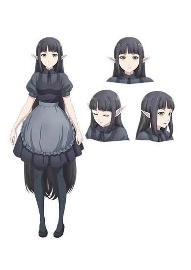Saori Ōnishi como Kuro