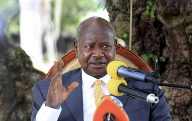 "Uganda's President Wants to Ban Oral Sex, Says the ""Mouth is for Eating"""
