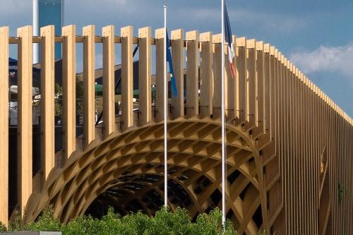 legno lamellare-architettura-Expo 2015-Milano