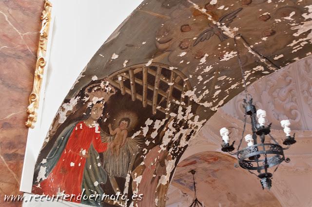 Pinturas s. XVII E. Cristo del Valle, Tembleque