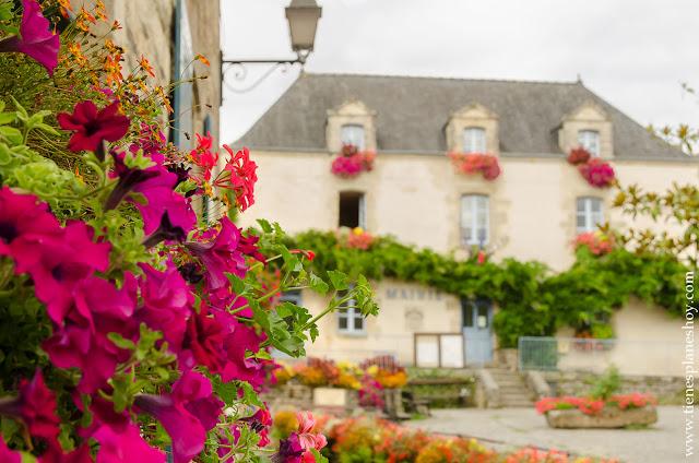 Rochefort-en-Terre viaje Bretaña pueblos imprescindibles