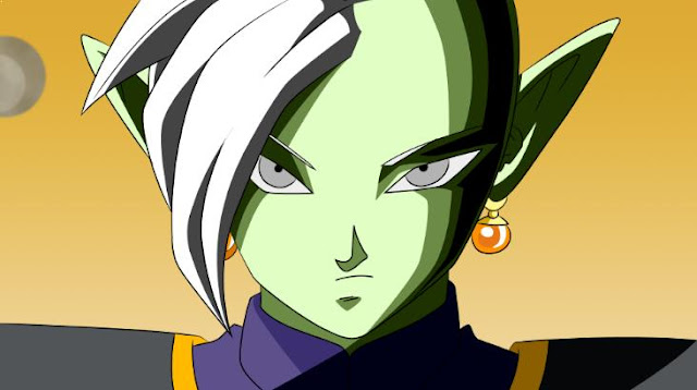 Future Zamasu ( Dragon Ball Super ) - Top Immortal Anime Characters