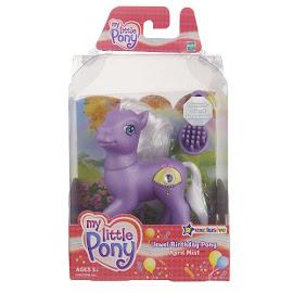 My Little Pony April Mist Jewel Birthday G3 Pony