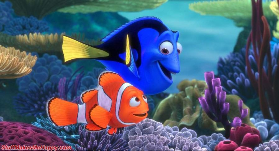 3. Finding Nemo (2003)
