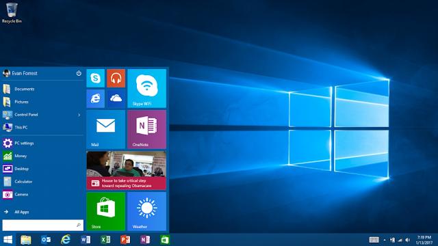 Cara Buat Bootable Flashdisk untuk Instalasi Windows 10 Menggunakan Creation Media Tool