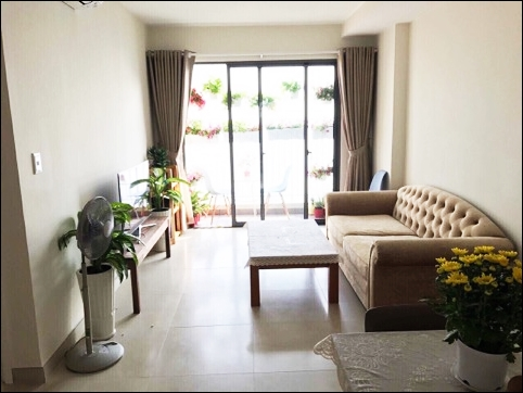 2 Bedrooms Tower 3 Masteri Thao Dien apartment for rent fully furnished