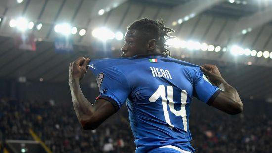 Italy Moise Kean