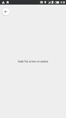 google play service updated